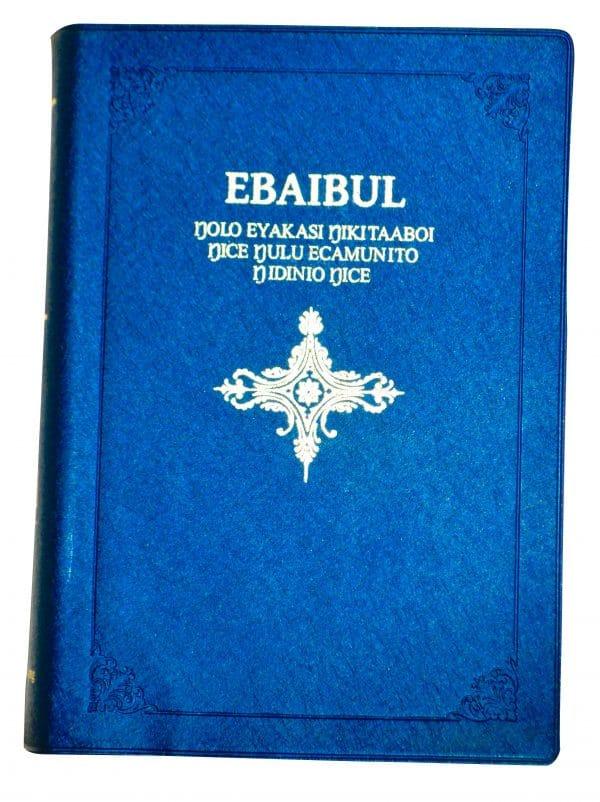 NGAKARIMOJONG BIBLEV2009 ISBN 978 9966 27 415 1