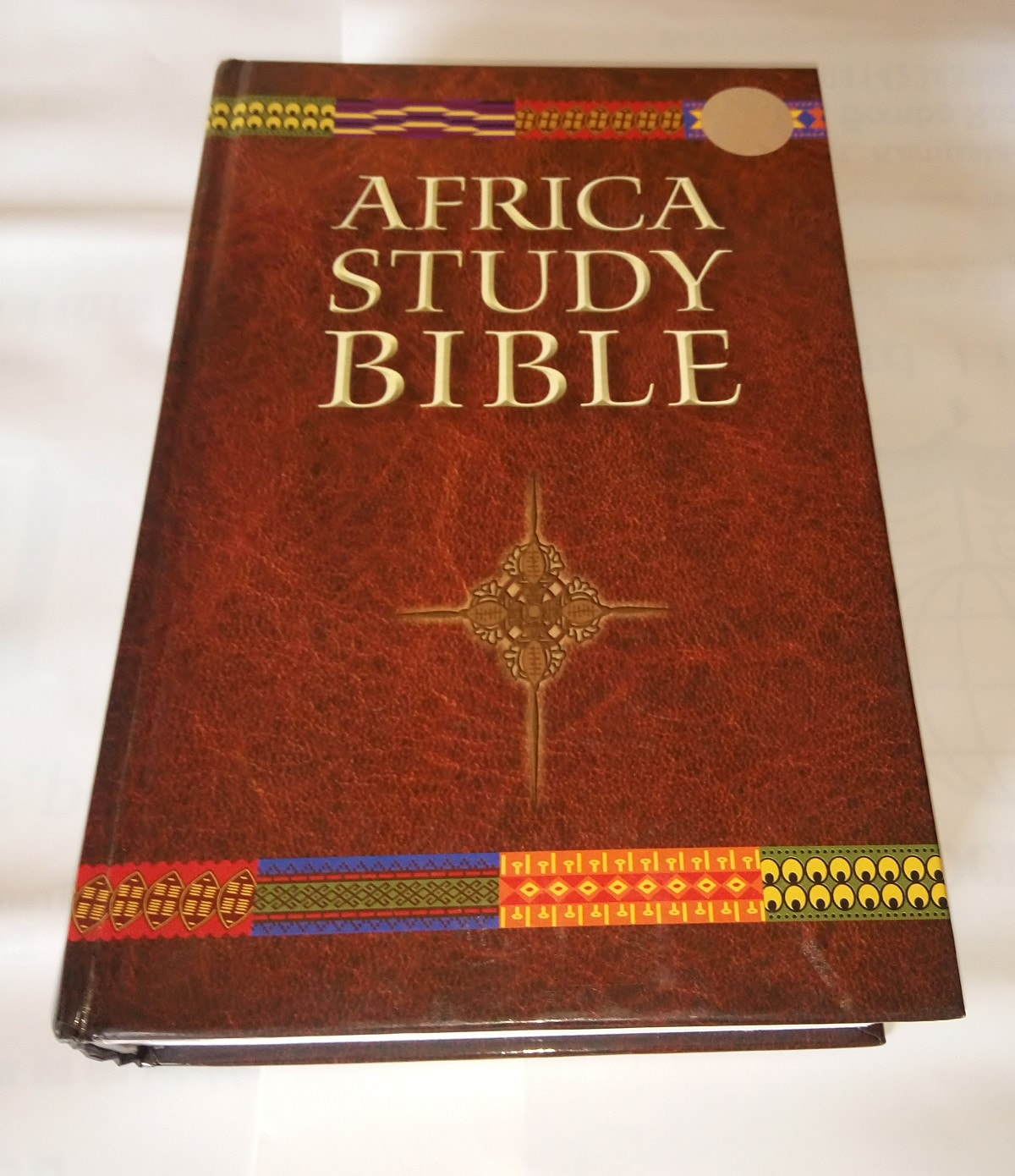 NLT Africa Study Bible (Hardcover - Case of 8)